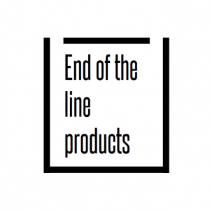 End of the line products